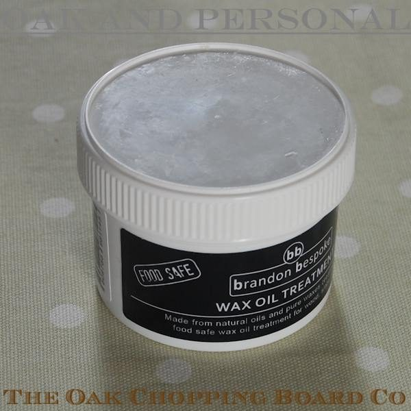 Brandon Bespoke wax oil treatment 125ml