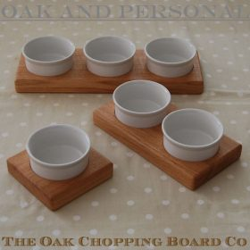 Hand crafted, personalised dips, snacks or tapas bowl